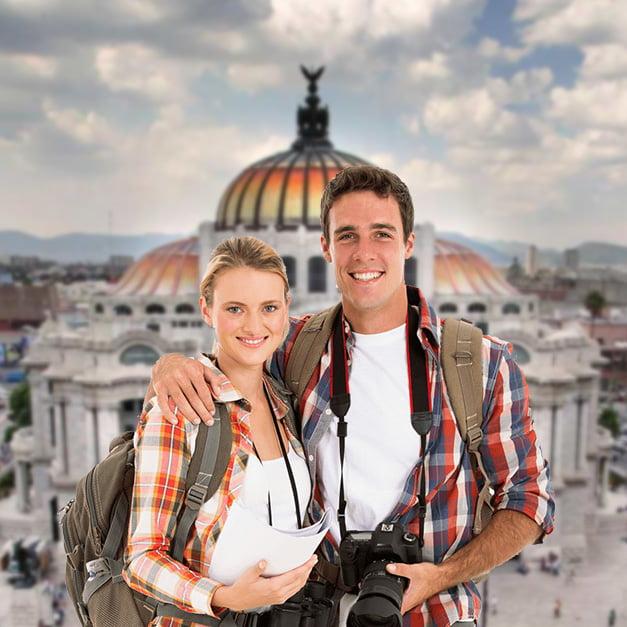 Tourist of Smile